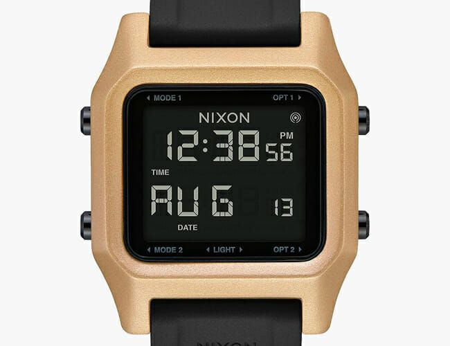 This Affordable Digital Watch Features a Customizable Dual Display