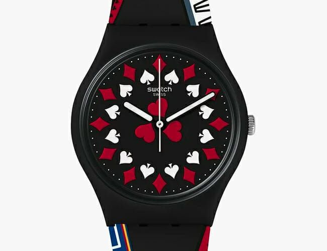 "James Bond Wears Omega, but an Important Character Will Wear a Swatch in ""No Time to Die"""
