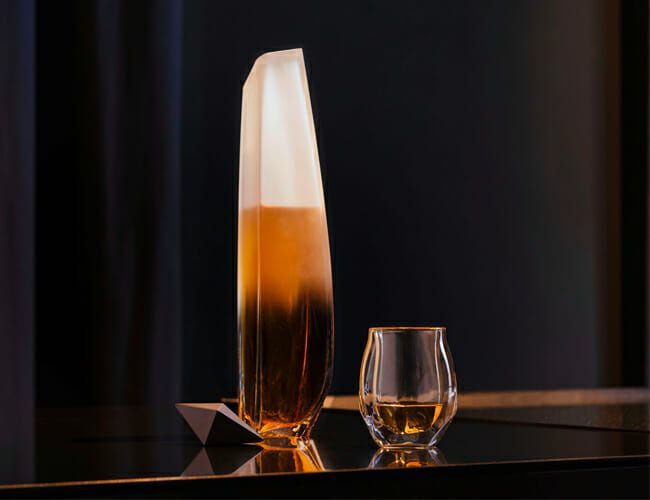 This Isn't Your Dad's Whiskey Decanter