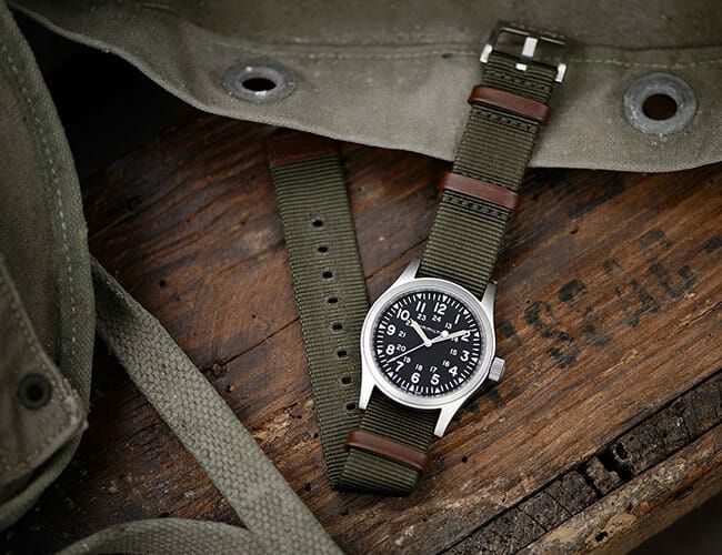Own a Hamilton Khaki Field Watch? Here Are Three Great Upgrades to Consider