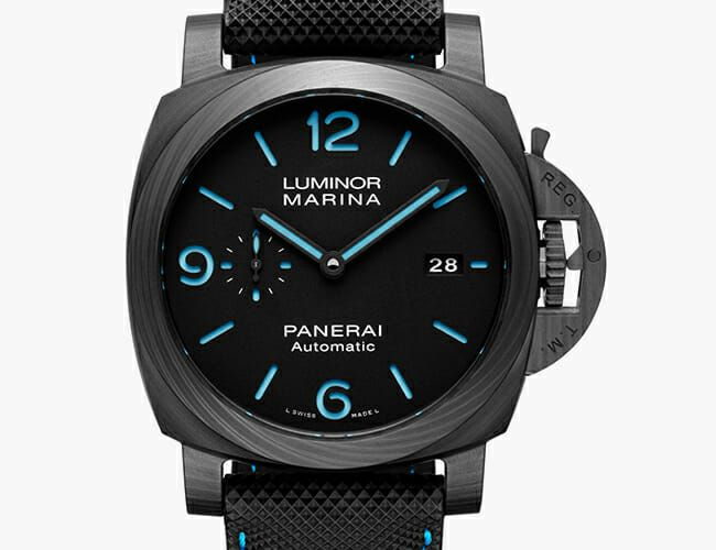 Check Out This Ultra-Modern Take on Panerai's Iconic Dive Watch