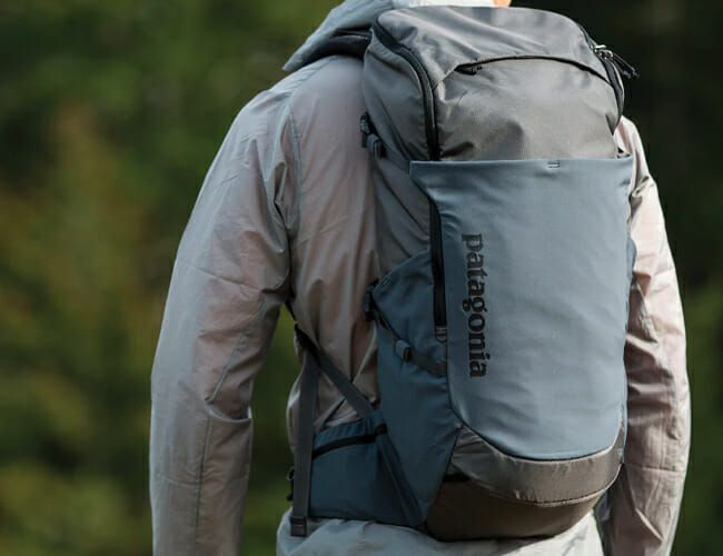 Patagonia's Awesomely Simple Hiking Pack Is on Sale