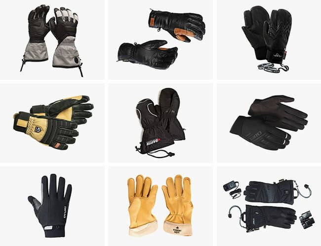 The Best Winter Gloves for Every Activity
