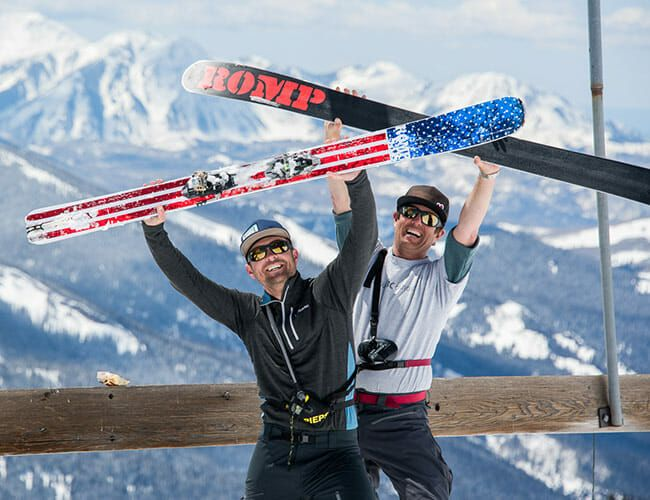 The Skis of Your Dreams Can Be Just a Phone Call Away — Here's How