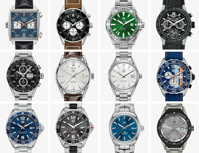 Everything You Need to Know Before You Buy a TAG Heuer Watch
