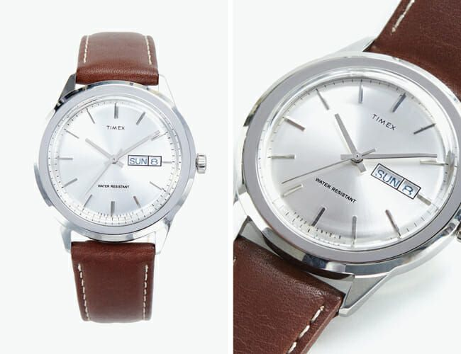One of Todd Snyder's Best Watch Collaborations with Timex Is Just $99 Right Now