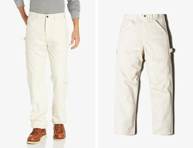 Two Iconic Painter Pants, Compared