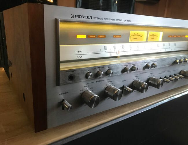 The Most Popular Vintage Receivers and Amplifiers, According to a Hi-Fi Shop Owner