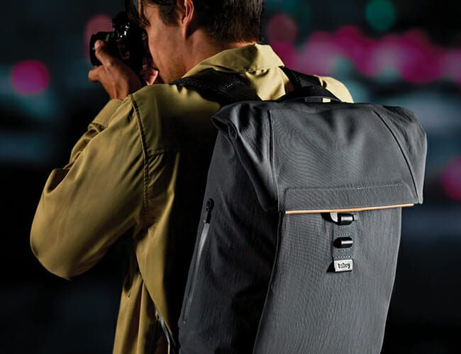 This Might Be the Most Advanced Backpack We've Seen