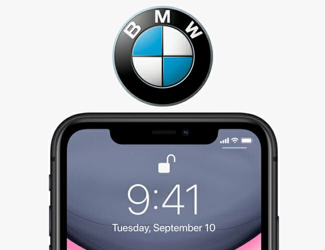 BMW and Apple Are Teaming Up to Turn Your iPhone Into a Car Key