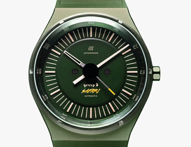 One of the Most Original Watch Designs Out There Just Keeps Getting Better and Better