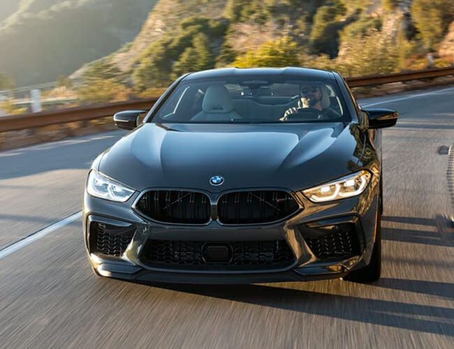 Enter to Win This Sexy BMW M8 and Help a Hospital in Its Time of Need