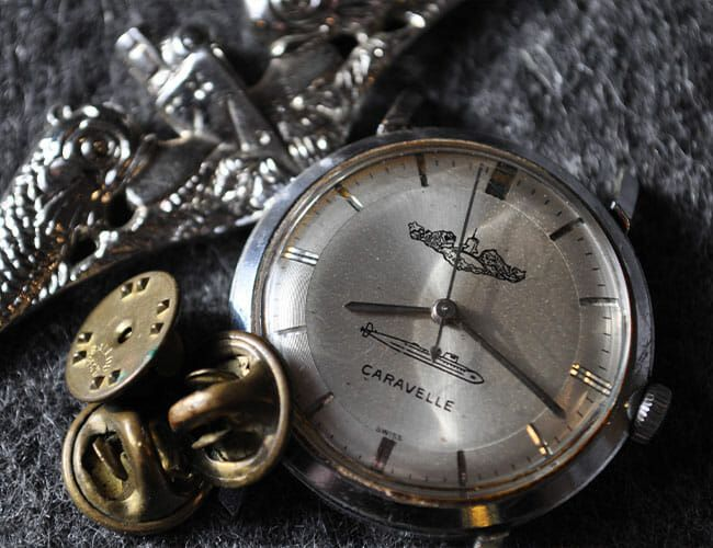 Beneath the Surface: The Story of an American Military Watch