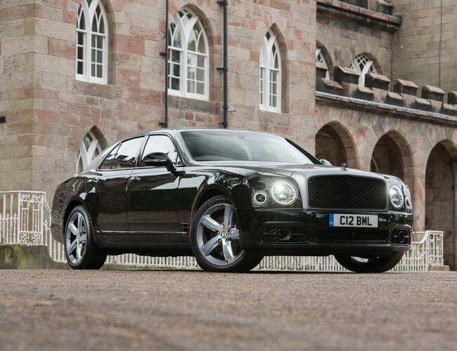 Bentley's Iconic Flagship Sedan Might Be Replaced By a Big SUV