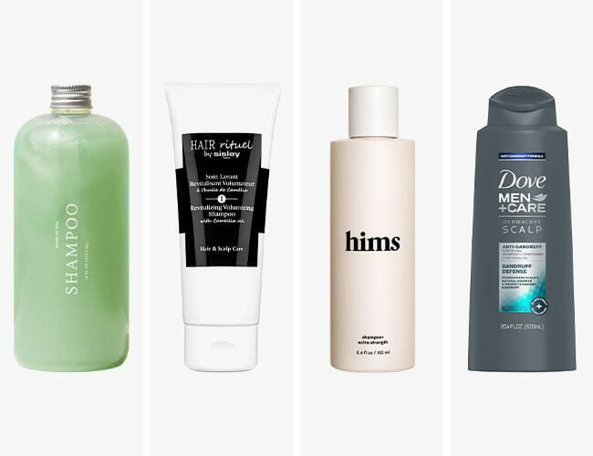 The 12 Best Shampoos for Men