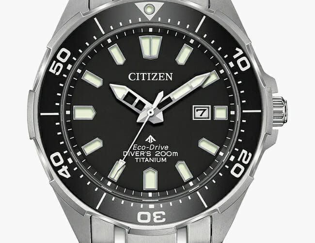 Scads of Affordable, Solar-Powered Citizen Watches Are On Sale