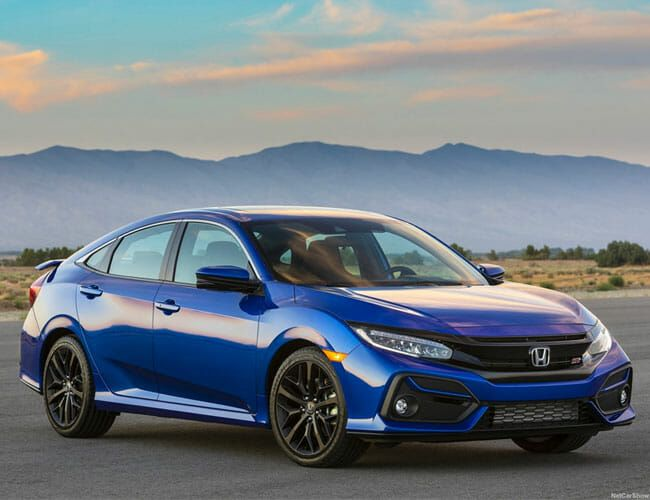 There's an Unbelievable Lease Deal on the Honda Civic Si Right Now
