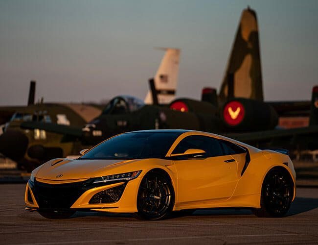 Cross-Country by Supercar: 1,000 Miles in an Acura NSX