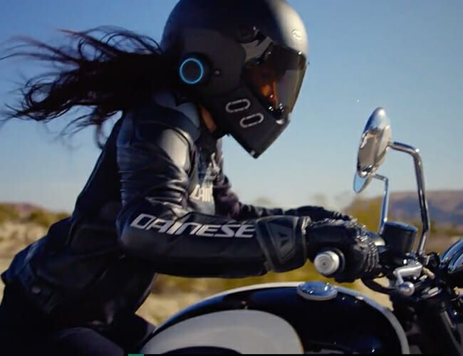 This Gadget Brings Iron Man Tech to Motorcycle Helmets, And It's Blowing Up Kickstarter