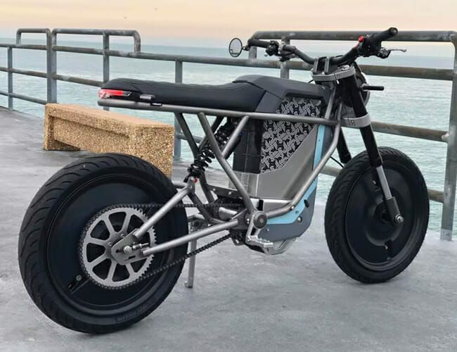 This Wild Electric Motorcycle Looks Cool, But Is It Worth the Money?