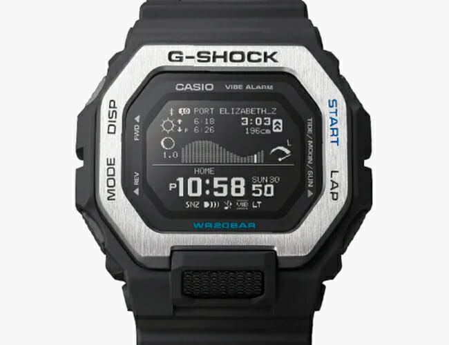 If You're a Surfer, This Is the Watch You Need