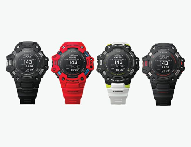 The Newest G-Shock Watch Is the Perfect Workout Companion