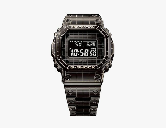 This Blacked-Out G-Shock Is a Perfect '80s Throwback