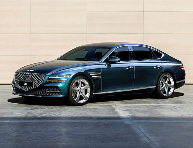 This New Luxury Sedan Isn't Just a Cool Car — It's a Great Deal