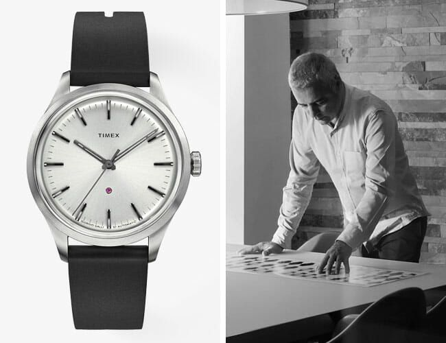 If You've Been Loving Timex's Affordable Watches Lately, You Have This Designer to Thank