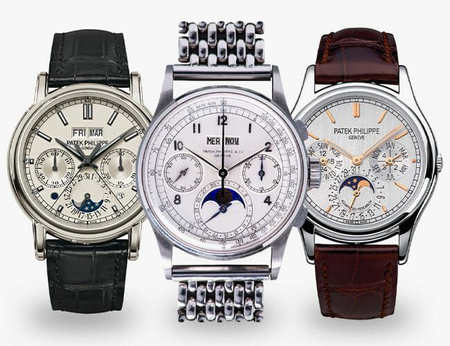 These Perpetual Calendars Are Some of the Best Watches from Patek Philippe