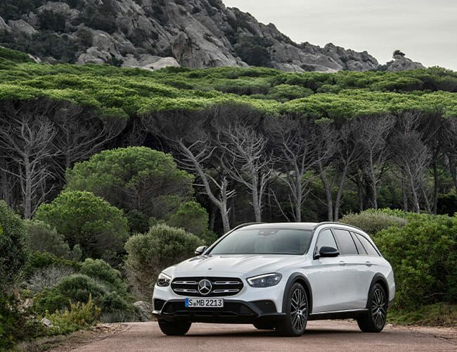 Mercedes-Benz's Cool Off-Road Station Wagon Is Coming to America