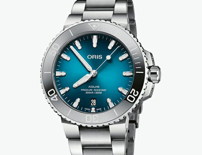 Oris's Flagship Dive Watch Is Available in a New Case Size