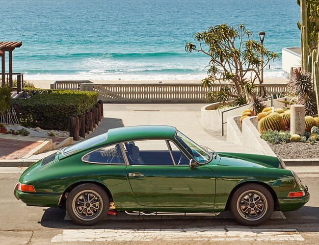 Enter to Win This Tesla-Powered Porsche 911 and Help Support One of the Best Automotive Museums