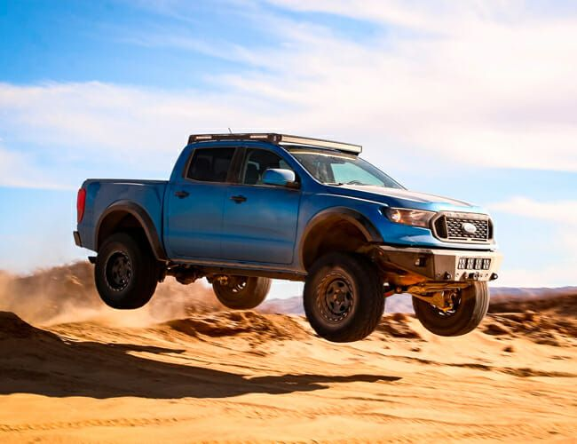 Transform Your Ford Ranger Into a Trail-Crushing Monster With This New Upgrade Package