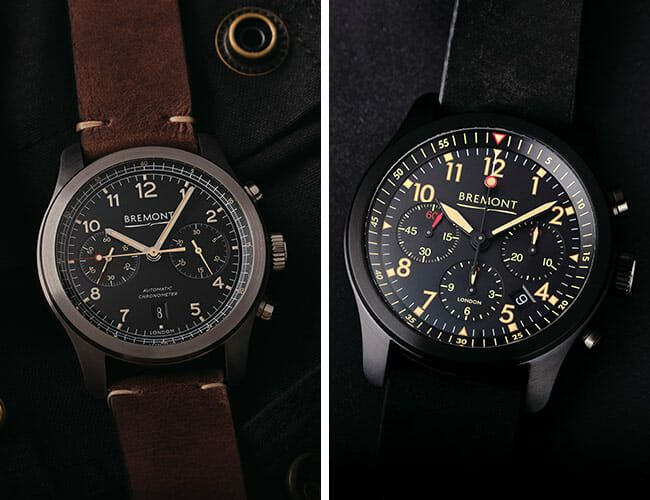 Bremont's Newest Watches are Made for Pilots. Including Jet Pack Pilots