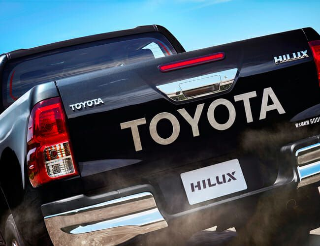 Toyota's Toughest Pickup Could Turn Into a Ford Raptor Rival, Thanks to the Next Land Cruiser