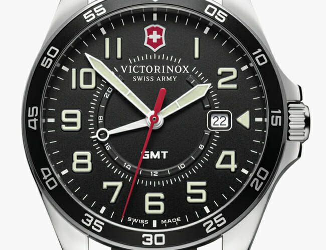 This Affordable Outdoor Watch Now Comes Equipped with a GMT Function