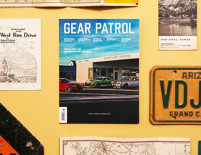 Introducing Gear Patrol Magazine: Issue Thirteen, The Summer Preview