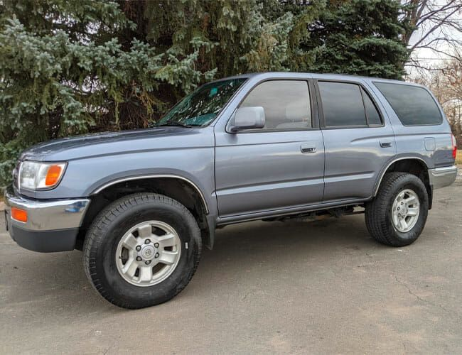 The Perfect Vintage Toyota 4Runner Could Be Yours, If You Act Fast