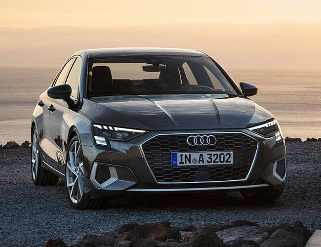 Audi's New Sedan May Be Its Best-Looking Model in Years