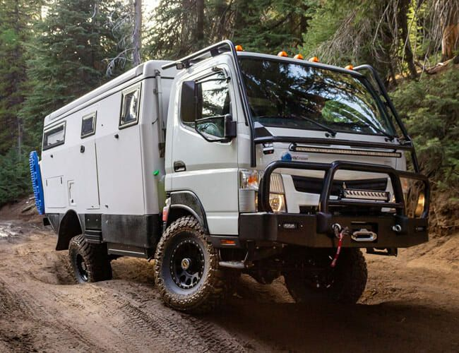 Could This Wild 4WD Camper Be the Ultimate Overlanding Rig?