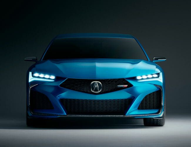 Acura's New Sport Sedan Should Make the NSX Proud