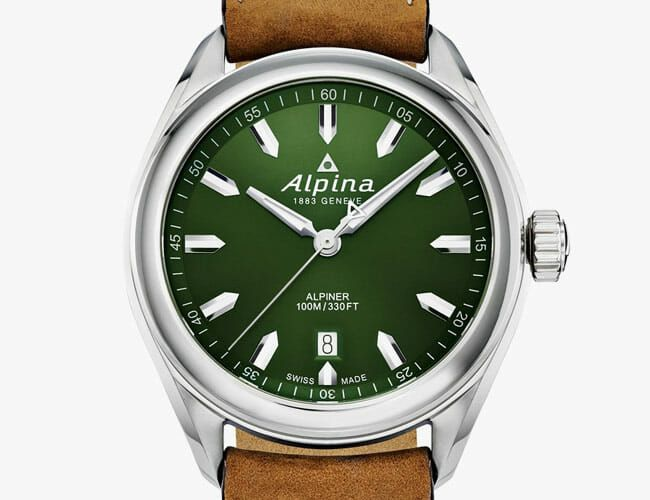 This New Field Watch Supports the National Park Foundation