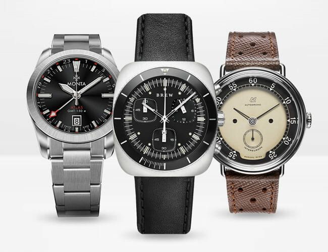 9 American Watches Worthy of Your Wrist