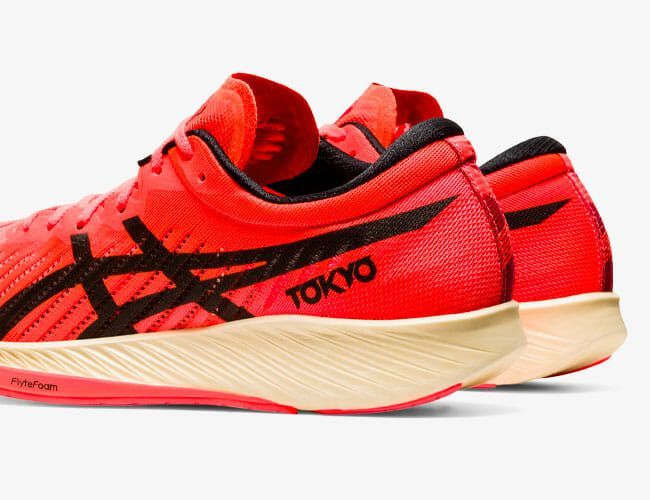 Asics's New Shoe Means More For Running Than Faster Miles