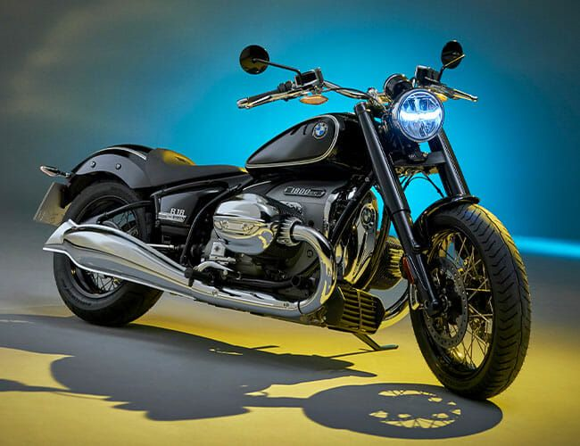 BMW's New Cruiser Takes Aim at America's Most Iconic Motorcycles