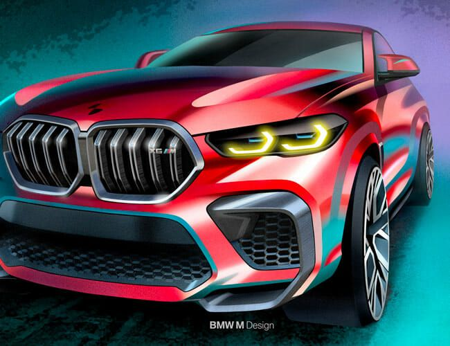 BMW's Most Powerful M Car Ever May Be a Massive Hybrid SUV