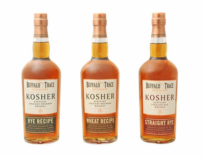 Buffalo Trace's New Trio of Whiskeys Are the Very First of Their Kind