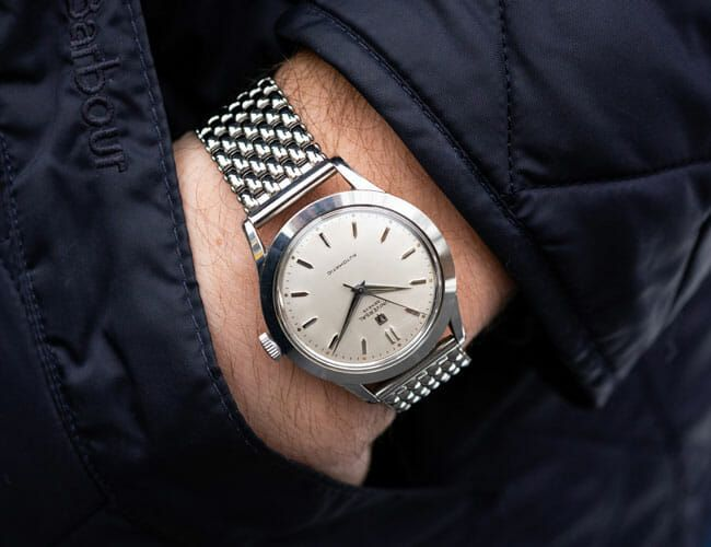 This Is the Steel Bracelet to Pair with Your Vintage Watch