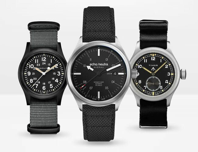 These Are the 10 Best Field Watches of 2020